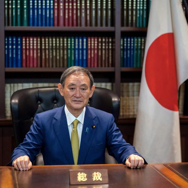 Yoshihide Suga odradio je tek četvrtinu olimpiskog ciklusa na čelu japanske vlade