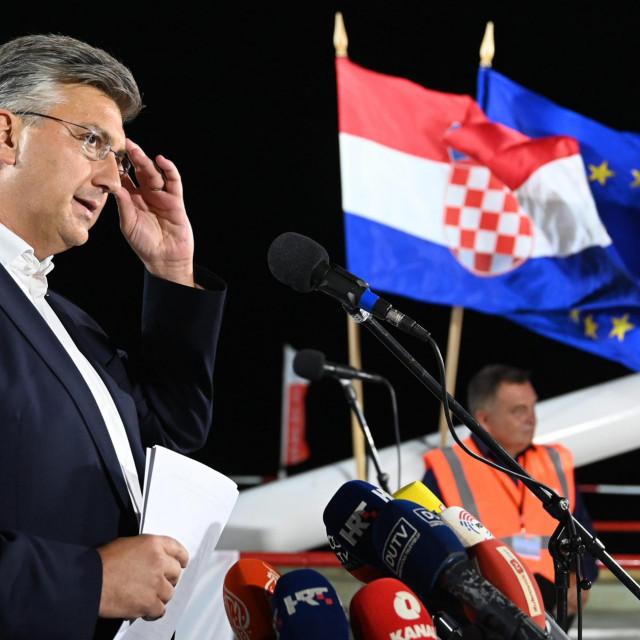 I za šale raspoloženi premijer Plenković dvaput je govorio o puštanju u eter