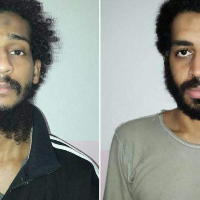 El Shafee el-Sheikh i Alexandar Kotey