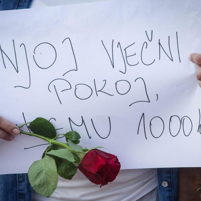 Od 2000. Španjolska službeno broji femicide i otad su 1111 žena ubili partneri, od kojih 33 od početka 2021. (ilustracija)