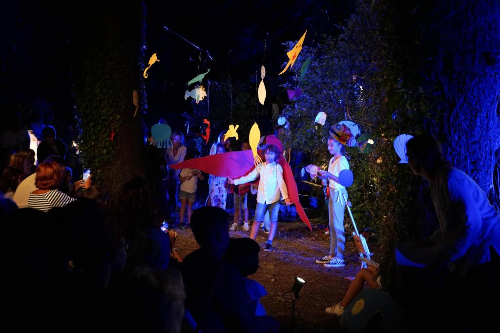 """U Kabogi su održane završne predstave dječje radionice """"Od priče do predstave"""""""