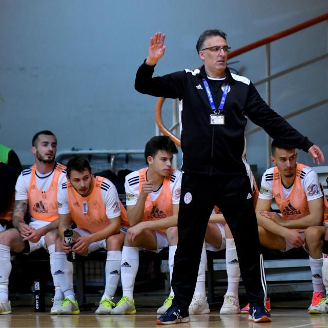 Mladen Perica-Štrla, trener Crnice