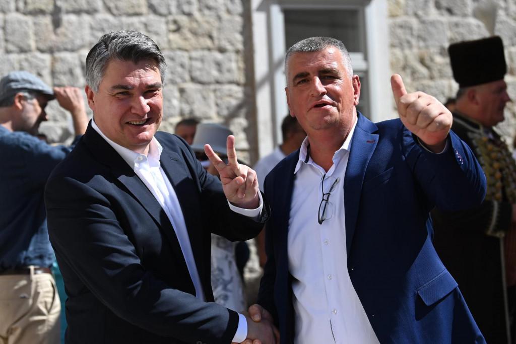 Milanović i Bulj mogu biti zadovoljni dojmom koji ostavljaju kod birača