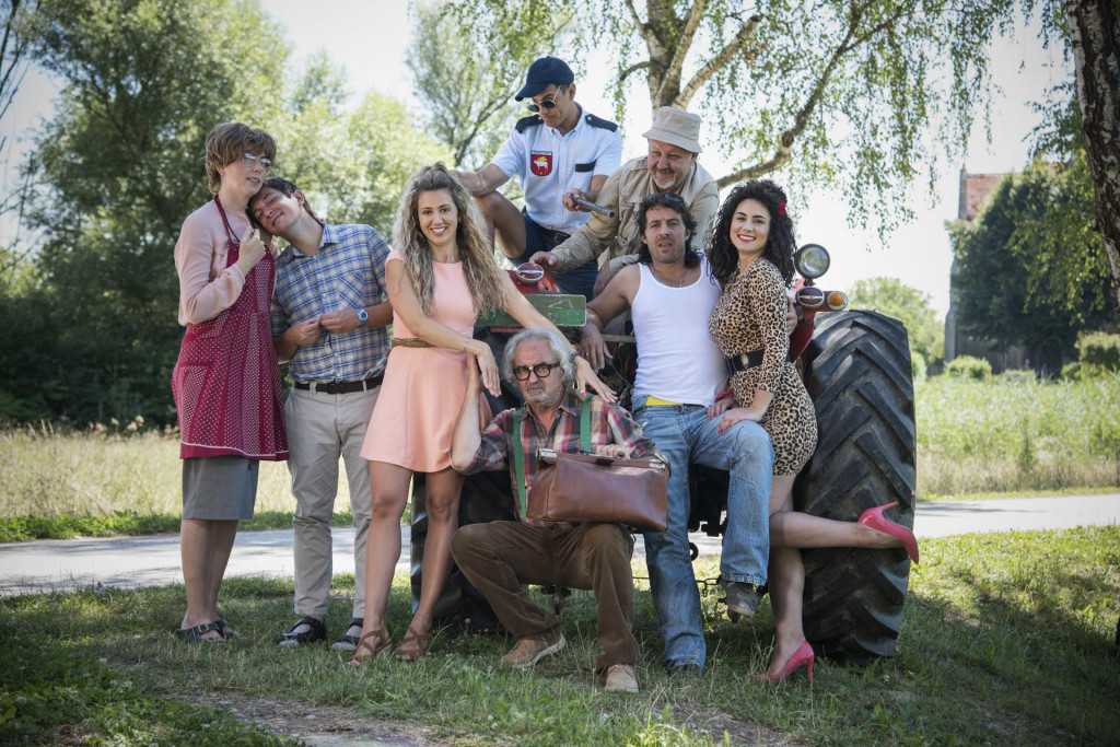 Zabavna serija 'Bogu iza nogu' uskoro će se predstaviti publici<br />
