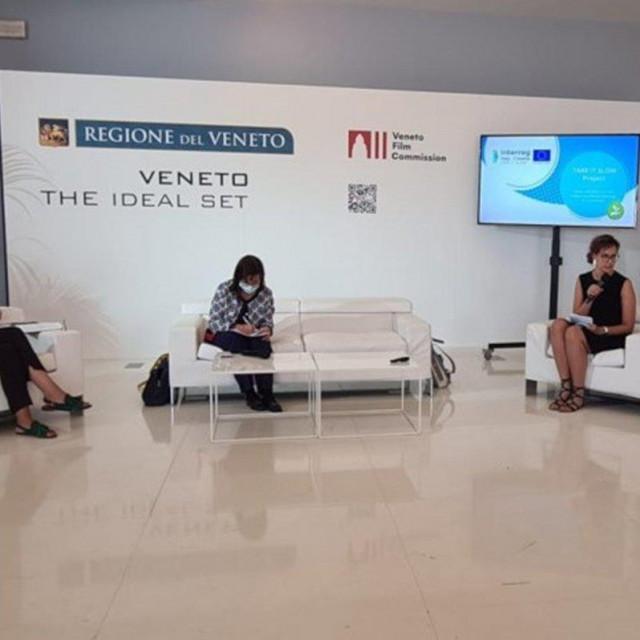 DUNEA u Veneciji predstavila projekt TAKE IT SLOW