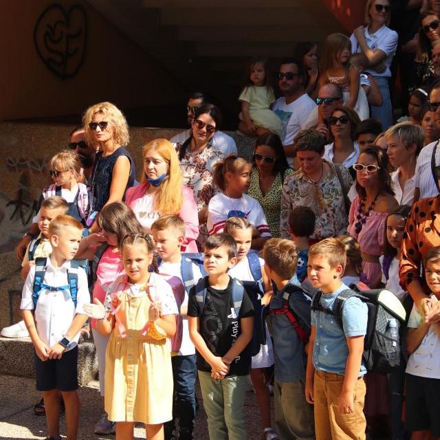 Svečano obilježen početak nove školske godine u Šibeniku