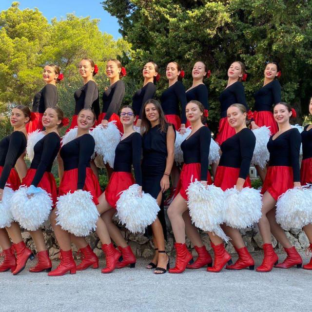 Cavtatske mažoretke ostvarile zapažene nastupe na 24. Prvenstvu Hrvatske
