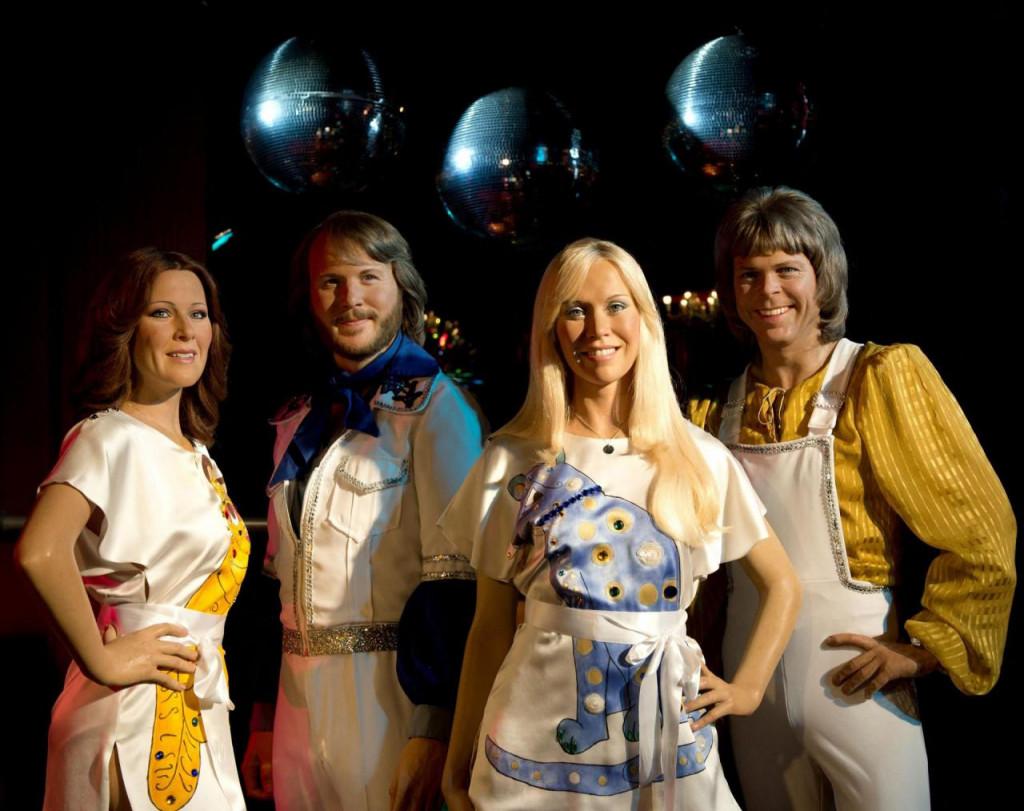 Legendarna švedska četvorka ABBA