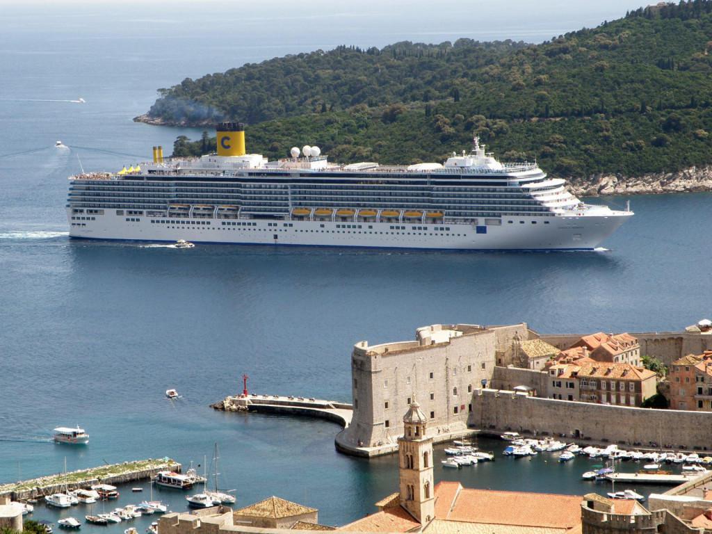 Costa ispred Dubrovnika
