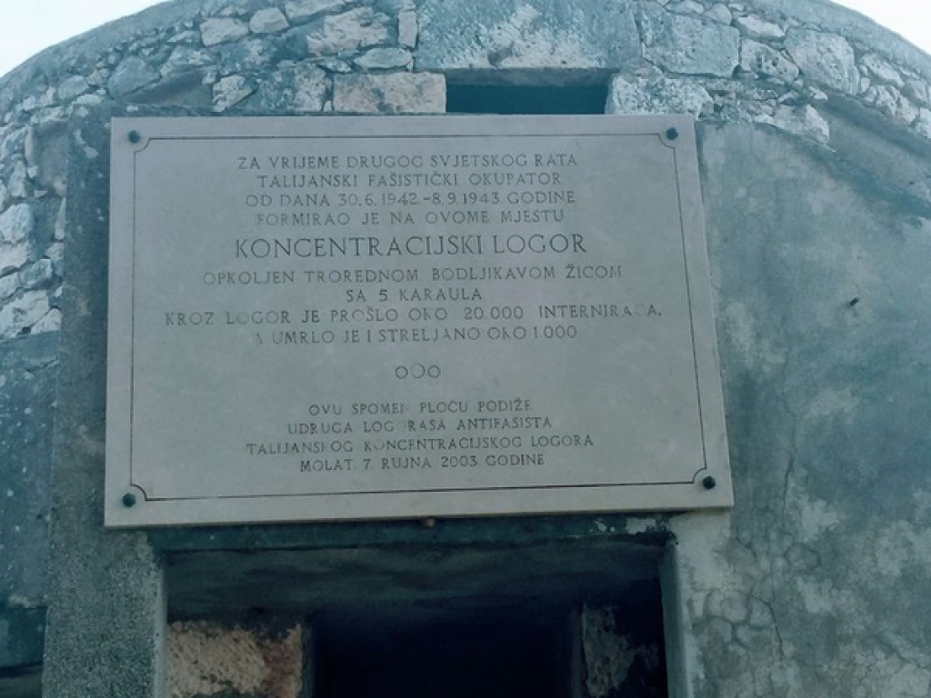 Obilježavanje 78. obljetnice oslobođenja FAŠISTIČKOG LOGORA MOLAT 1943-2021.