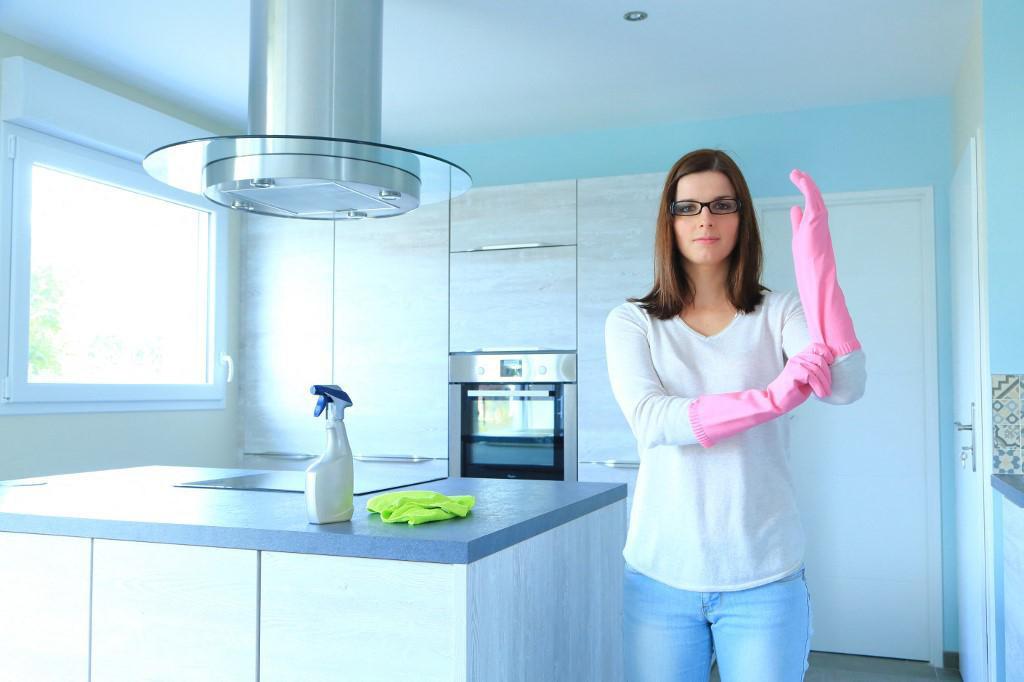 Imate li sve potrebno za čišćenje kuhinje?