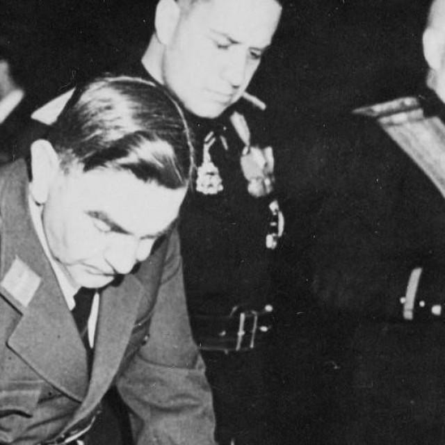 Dvoje zločinaca: Ante Pavelić i Benito Mussolini