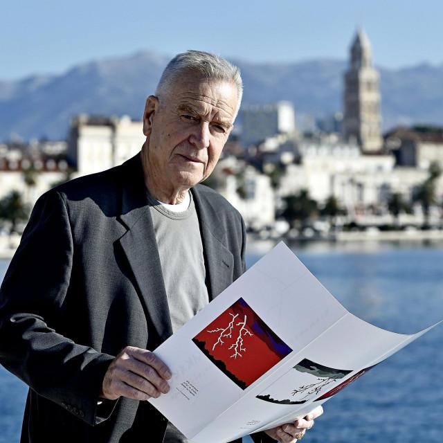 Mihovil Rismondo već je kao vaterpolist dolazio u Dubrovnik, a ovaj put dolazi kao umjetnik