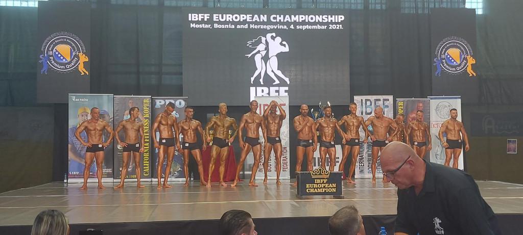 Natjecanje u Mosaru na kojem je Krešimir Ivančević postao prvak Europe