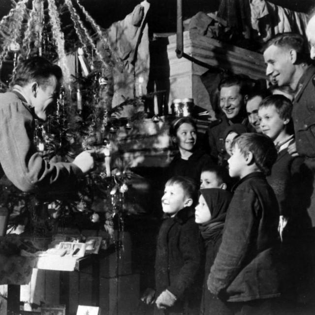 Božić 1941. ujedinio je rusku djecu i njemačke okupatore, traume su ostale<br />