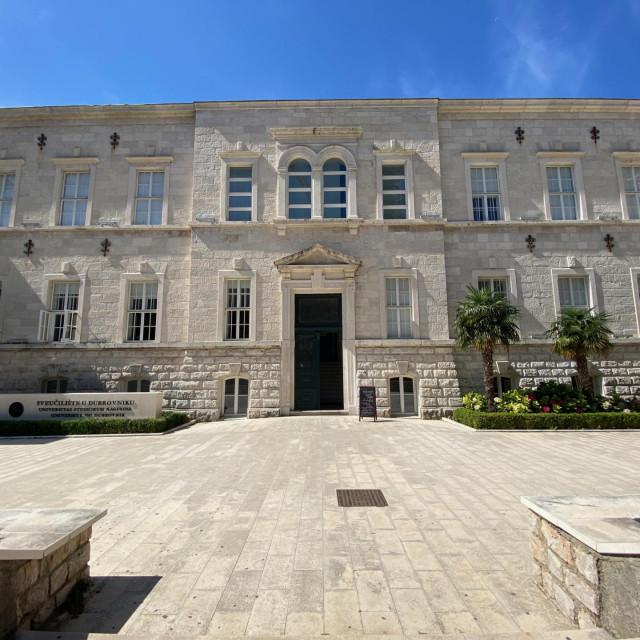 Sveučilište u Dubrovniku u ljetnom upisnom roku nije popunilo polovicu upisne kvote