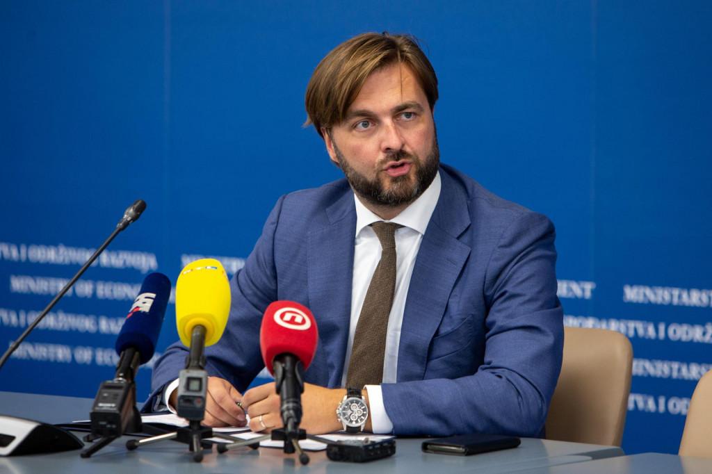 Na fotografiji: Tomislav Ćorić