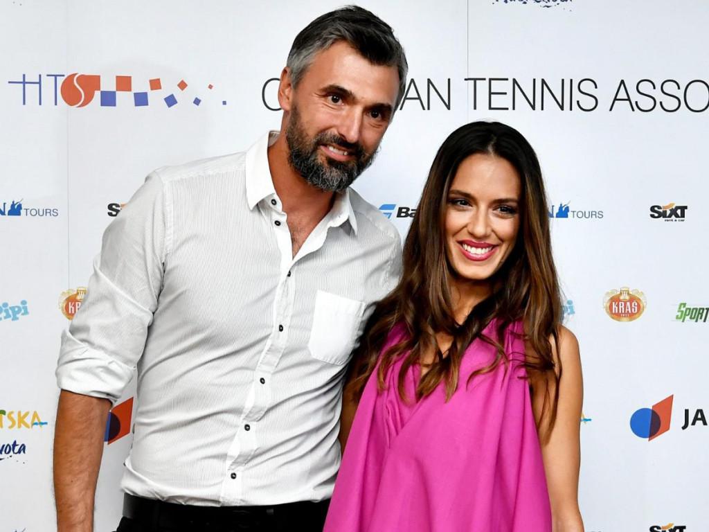 Goran i Nives Ivanišević vjenčali su se prije četiri godine