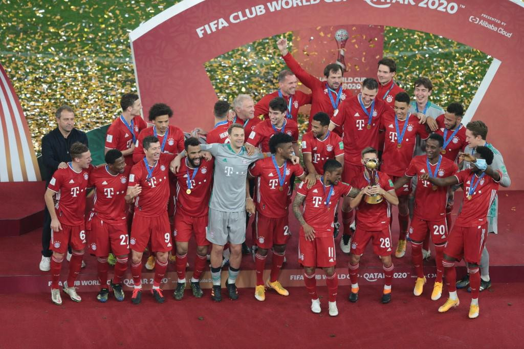 Bayern je aktualni svjetski klupski prvak