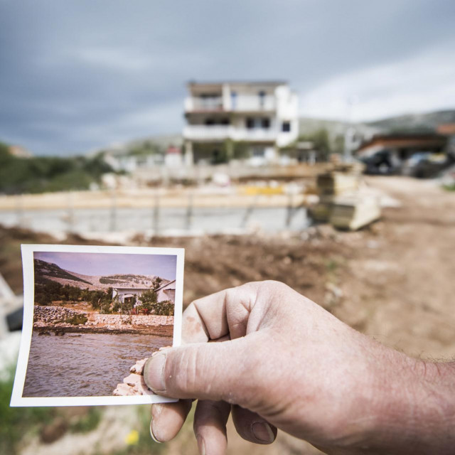 Na staroj fotografiji jasno se vidi dokle je sezalo more<br /> Nikolina Vuković Stipaničev/Cropix