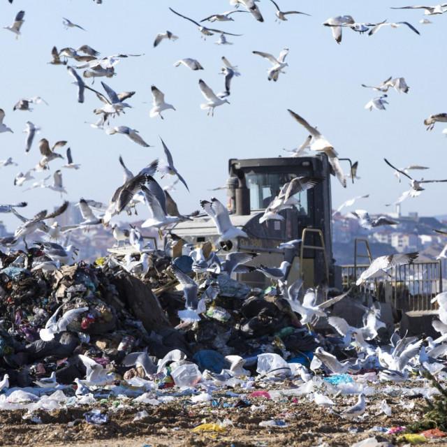 """Karepovac je saniran u dijelu gdje se nalazi """"stari otpad"""", a sada na sanitarnoj plohi sve što se odlaže biva trenutno zatrpano zemljom"""