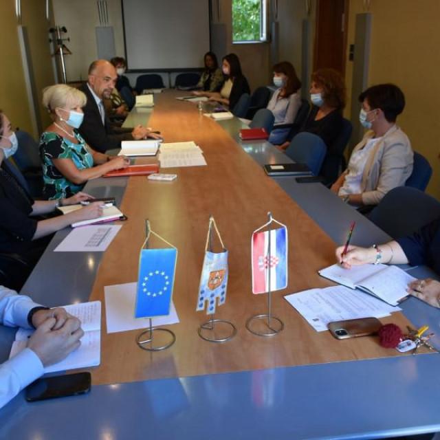 Reorganizacija upravnih tijela u Šibensko-kninskoj županiji