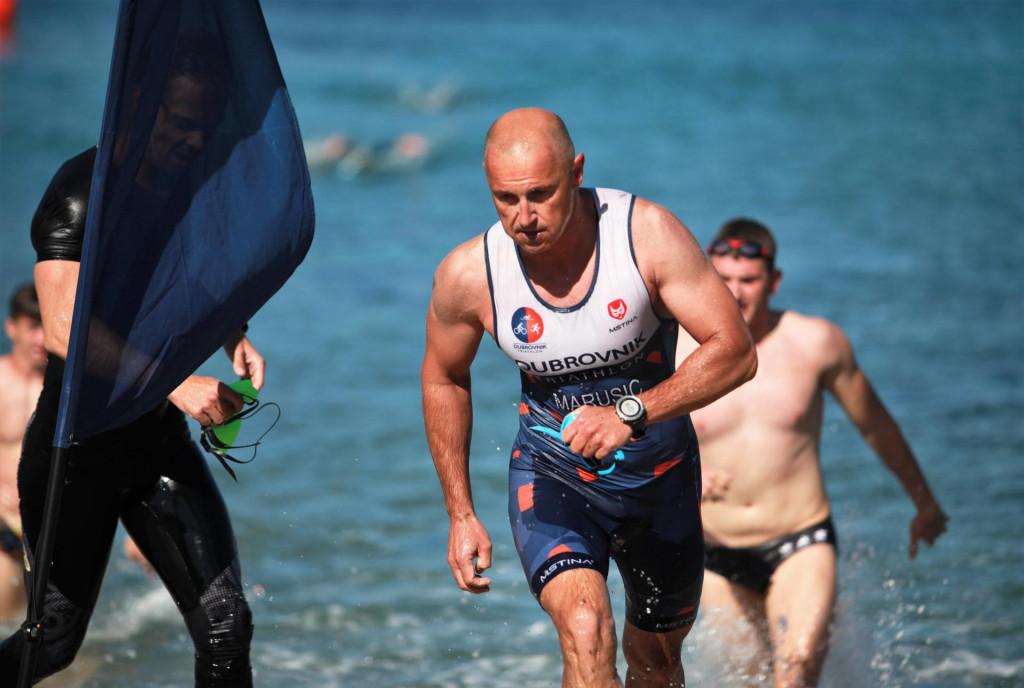 Daniel Marušić (Triatlon klub Dubrovnik)