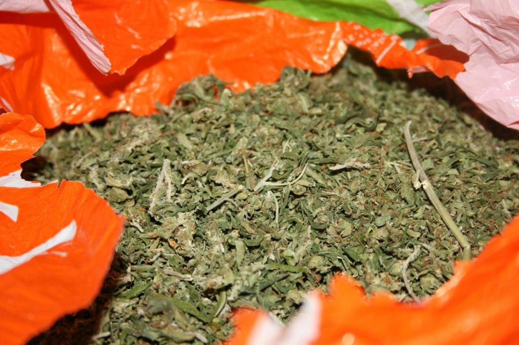 Policija je u vozilu otkrila 54,2 kg marihuane