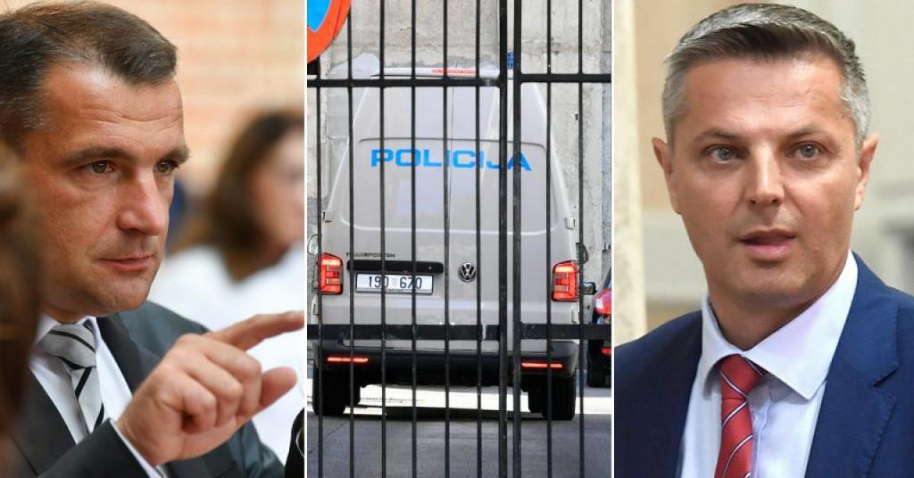 Među više uhićenih osoba je i aktualni međimurski župan Matija Posavec