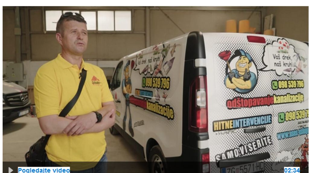 Admir Suljić autor je i pamtljivih slogana kao što su 'Mi radimo kolijevke, vi radite djecu'