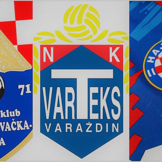 Župa dubrovačka (Čibača) - Varteks (Varaždin) - Hajduk (Split)
