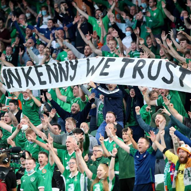Irci znaju slaviti uspjehe u sportu, ali i u cijepljenju