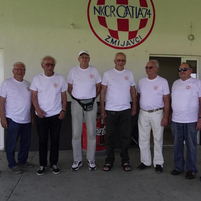 Navijačka skupina Croatije iz Splita