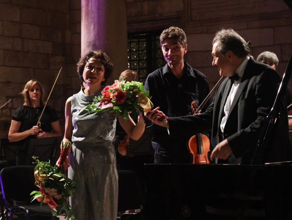 Koncert Jasminka Stančul