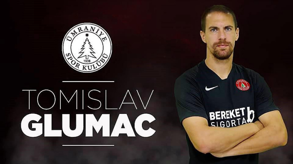 Tomislav Glumac, 30-godišnji nogometaš iz Mokošice, član turskog drugoligaša Umraniyespora