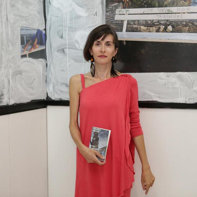 Katarina Radović u foto klubu Split<br /> <br /> <br /> <br />