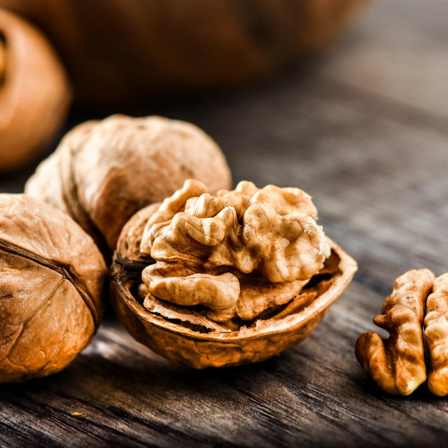 Orasi su bogati omega-3 masnim kiselinama