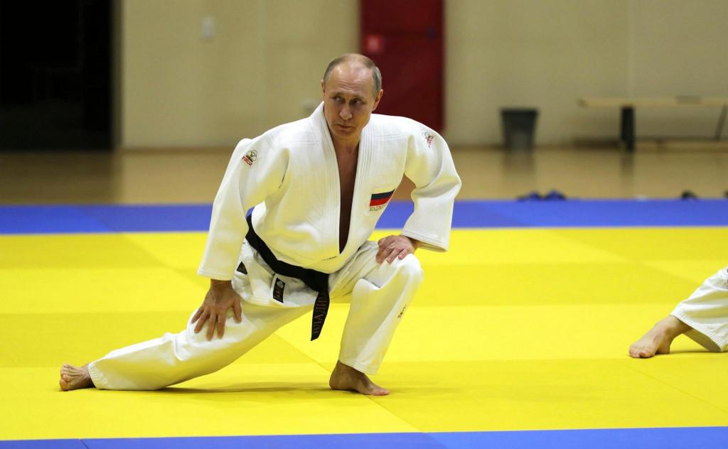 Vladimir Putin priznao je ruskim olimpijcima da džudo nije bio njegov prvi izbor