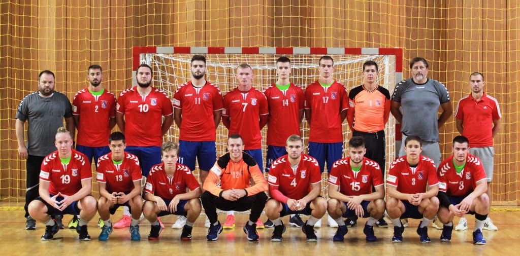 RKHM Dubrovnik uoči utakmice s Moslavinom u 1. kolu skupine 'B' PAKET24 Premijer lige