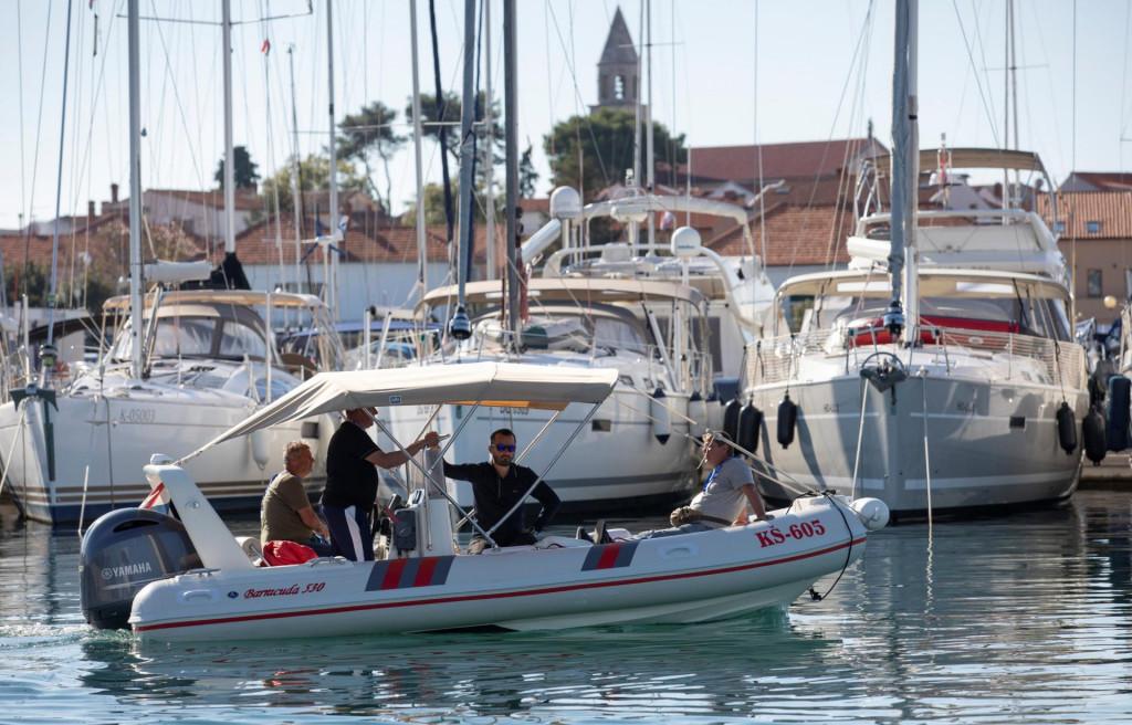 22. Biograd Boat Show