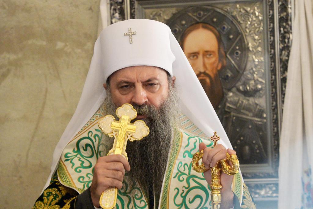 Patrijarh Porfirije: Mi u crkvu ne dolazimo da bismo bili veći Srbi, a siguran sam da nitko ne ide u crkvu da bude veći Hrvat.