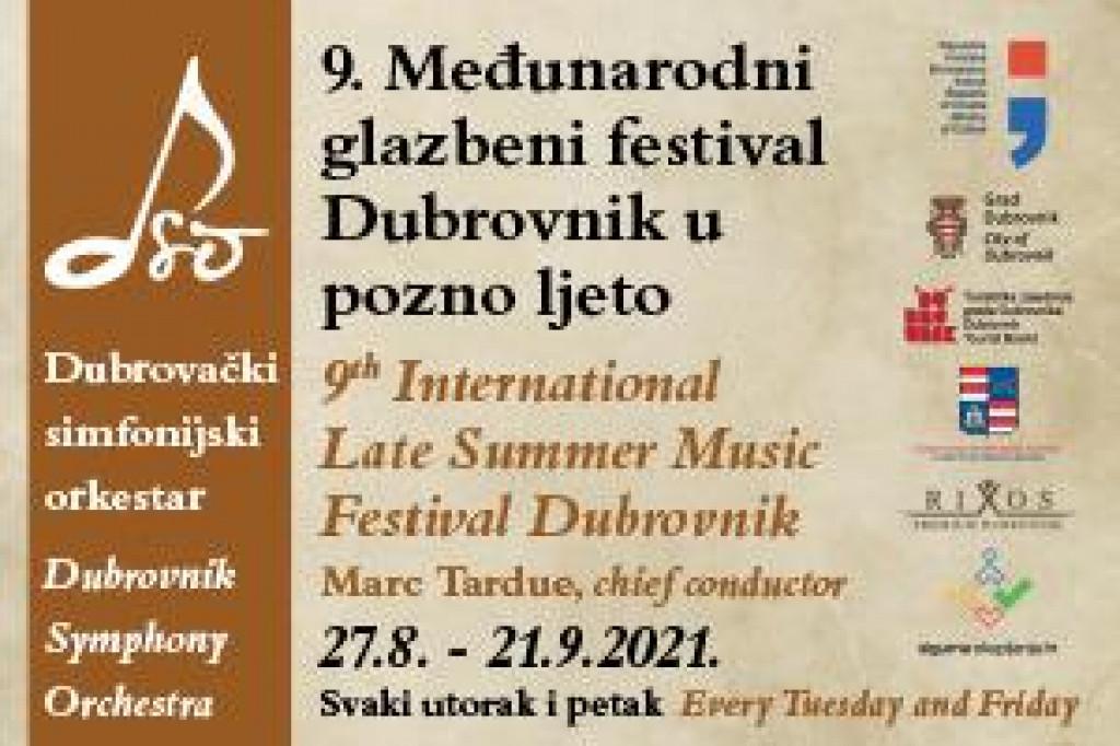 Na programu se nalaze Boccherinijev Gitarski kvintet u e molu, G. 451 i Dvořákov Klavirski kvintet br. 2 u A duru, op. 81, 'Bečki', a izvest će ih Jasminka Stančul na klaviru, Frano Matušić na gitari i Gudački kvartet DSO-a