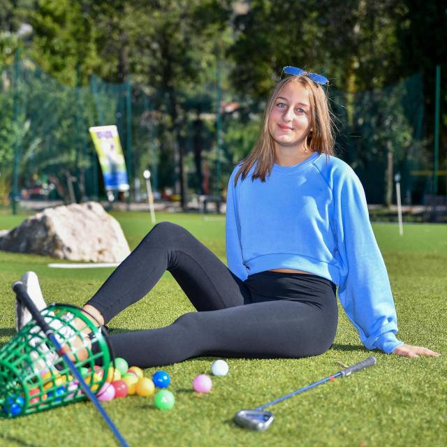 golferica Vera Boras, ACI marina Dubrovnik