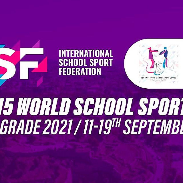 Svjetske školske sportske igre/Beograd 2021.