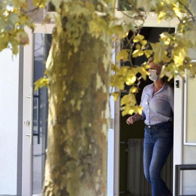 U školu u Krapinskim Toplicama u utorak ujutro nije pušten učenik bez maske