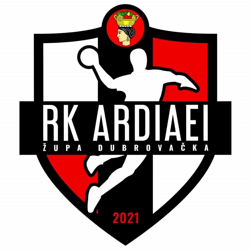 Grb Rukometnog kluba Ardiaei (Župa dubrovačka)