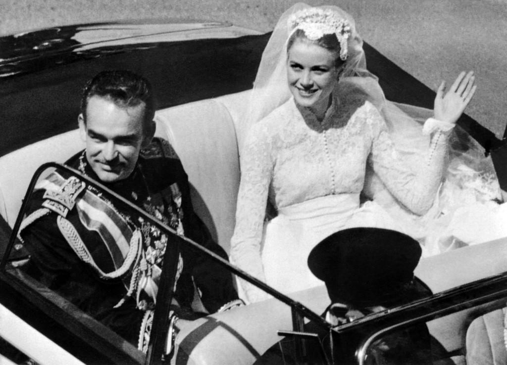 Prince Rainier III i Grace Kelly