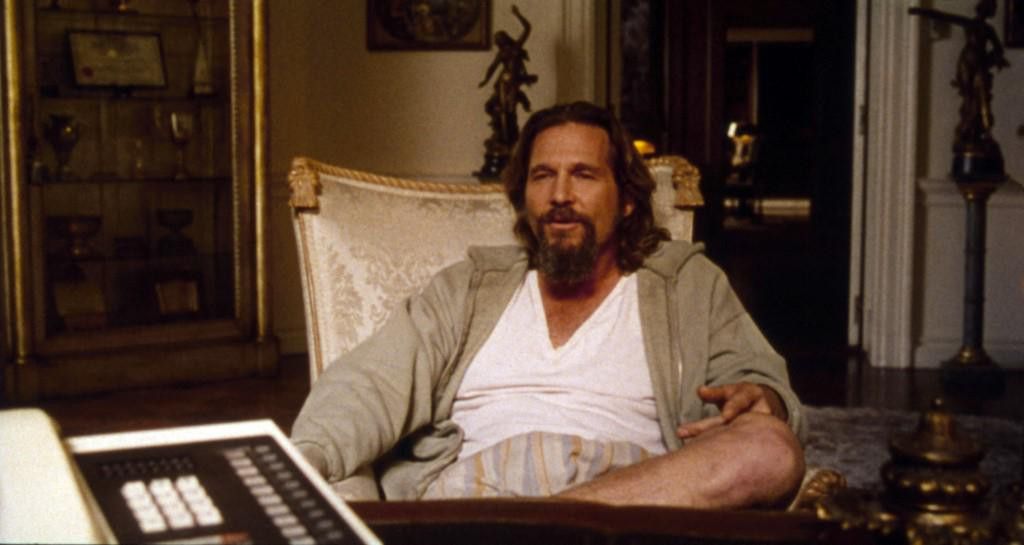 Glumac u filmu 'The Big Lebowski'