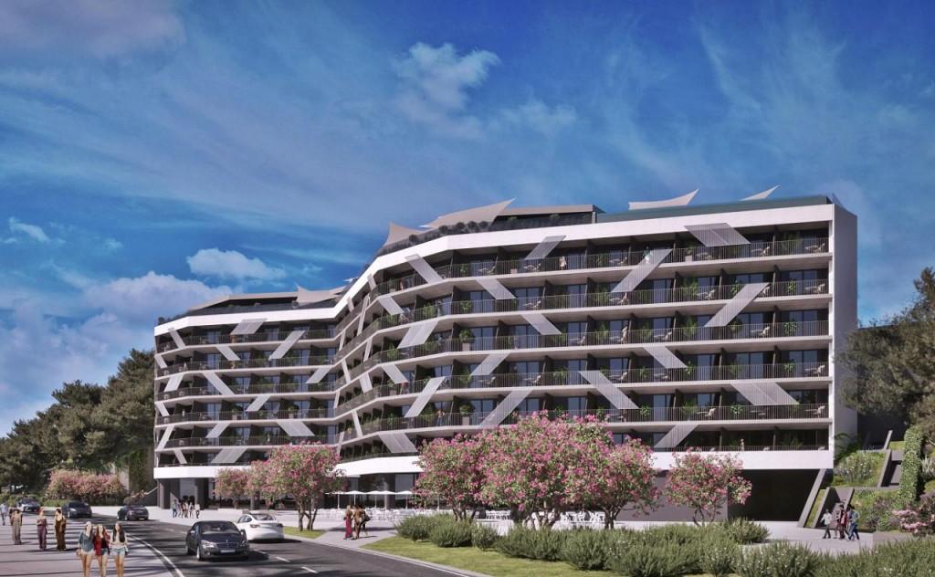 Accorov budući hotel na Žnjanu