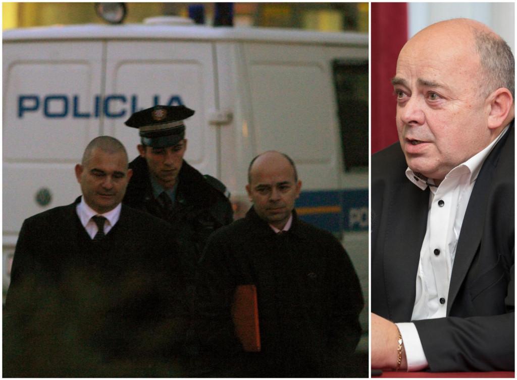 Od privođenja Kačera i Kragića (lijevo) do pravomoćne presude prošlo je punih 17 godina